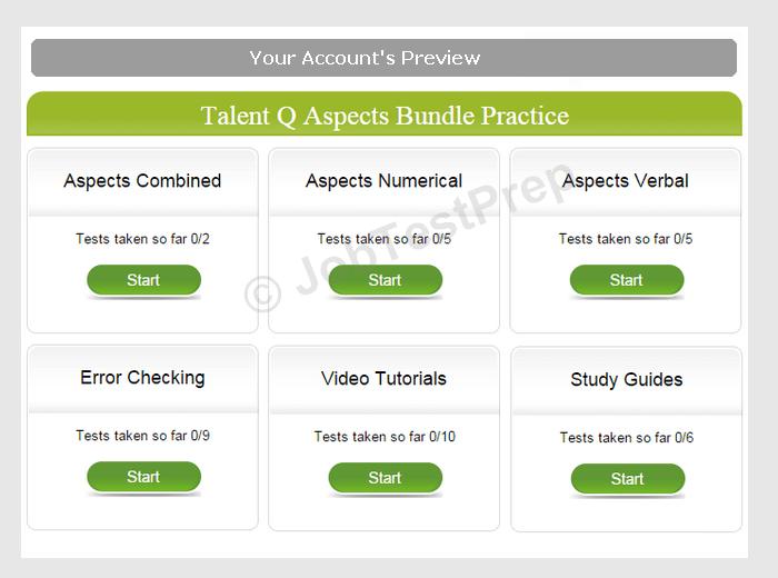 UBS- Testvorbereitung online